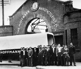 Hoffmann Bearings factory
