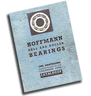 Hoffmann Bearings Catalogue