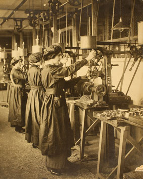 Hoffmans Workers 1914